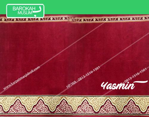 Karpet Yasmin Al Husna Pusat Kebutuhan Masjid