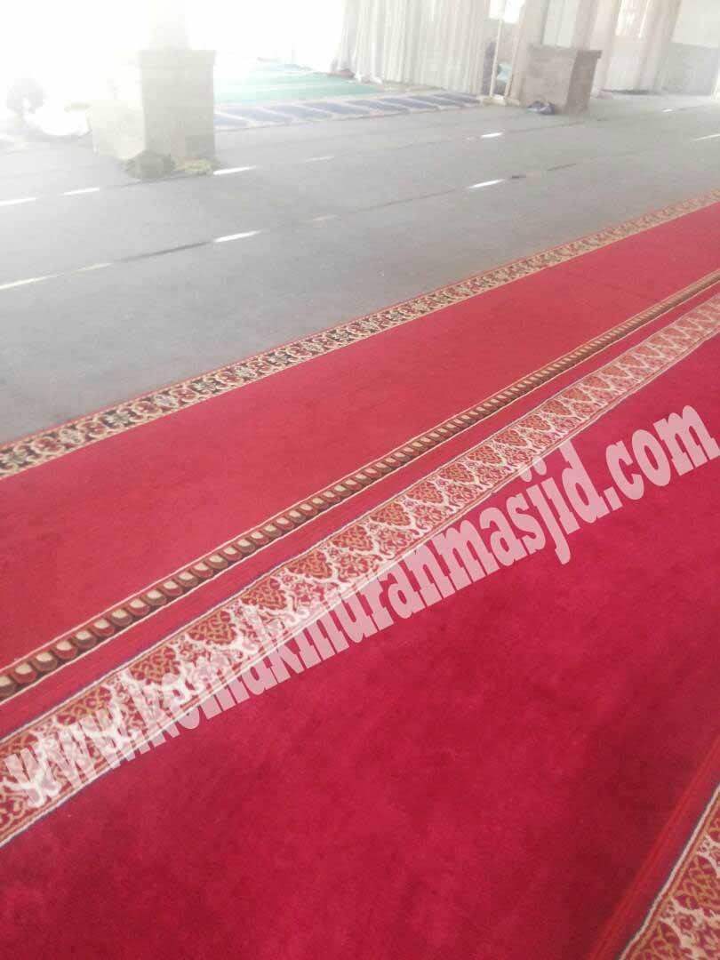 Jual Karpet Sajadah Masjid Turki Roll Tebal Di Bogor