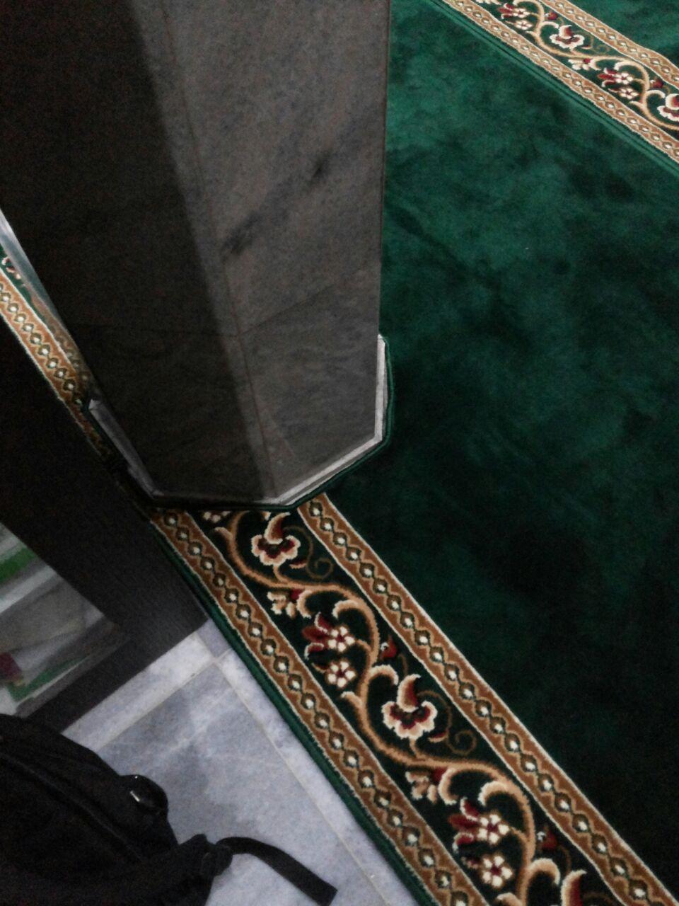 Harga Jual Karpet Sajadah Masjid Turki Roll Berkualitas Tebal Di Bogor