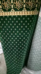 Tempat Jual Karpet Sajadah Masjid Turki Roll Berkualitas Tebal Di Jakarta Timur