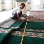 Informasi Harga Jual Karpet Masjid Polos Turki di jakarta timur