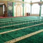 Jual Karpet Sajadah Masjid Turki Roll Berkualitas Tebal Di Grand Wisata