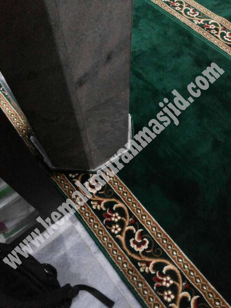 Jual Karpet Sajadah Masjid Turki Roll Berkualitas Tebal Di Cikarang Pusat
