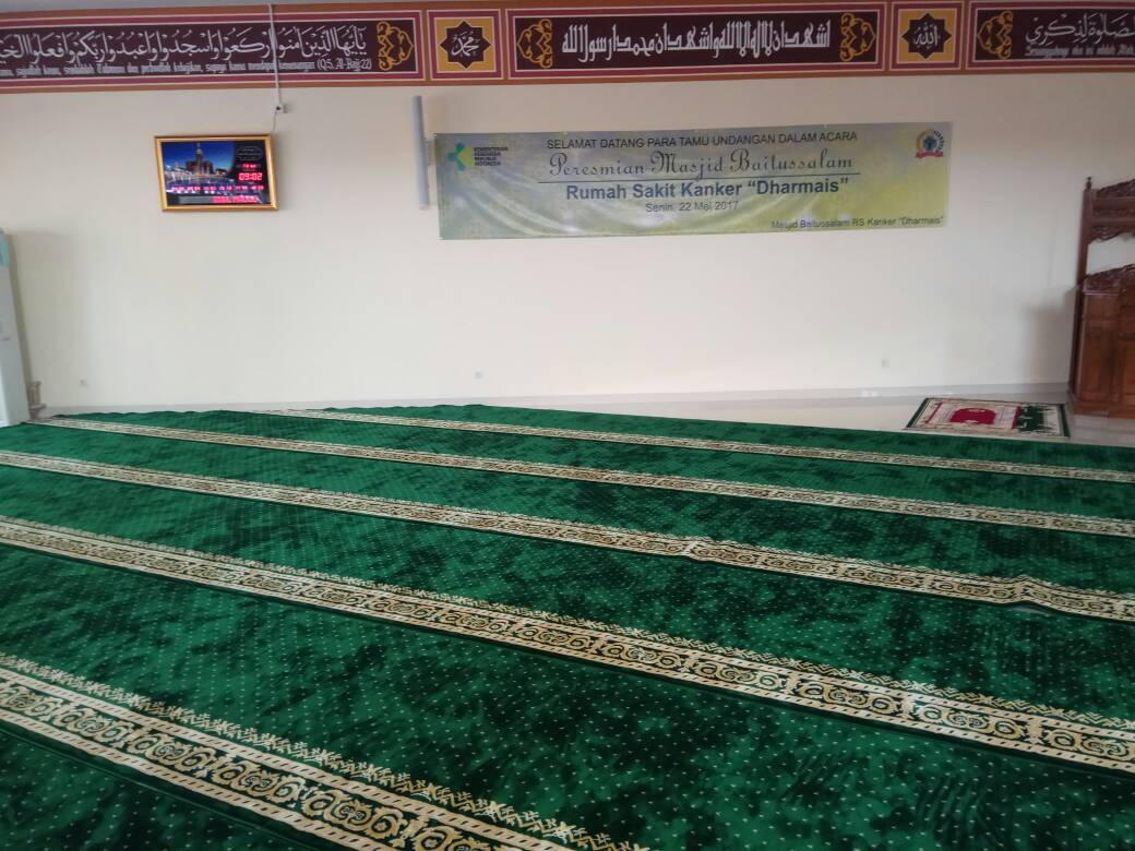 Harga Jual Karpet Masjid Murah Jakarta Utara