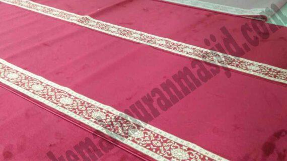 Tempat Informasi Harga karpet Masjid Turki Tebal Di Bekasi