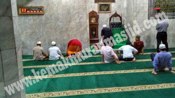 jual karpet masjid custom di bekasi