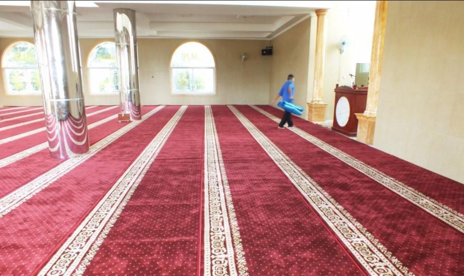 proposal pengajuan karpet masjid