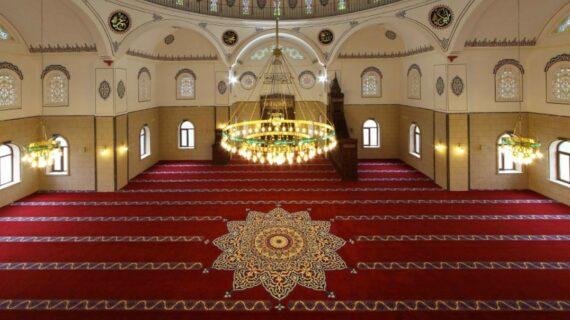 grosir karpet sajadah masjid