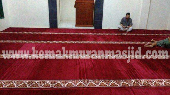 harga karpet sajadah masjid per meter bogor