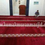 karpet mushola berapa