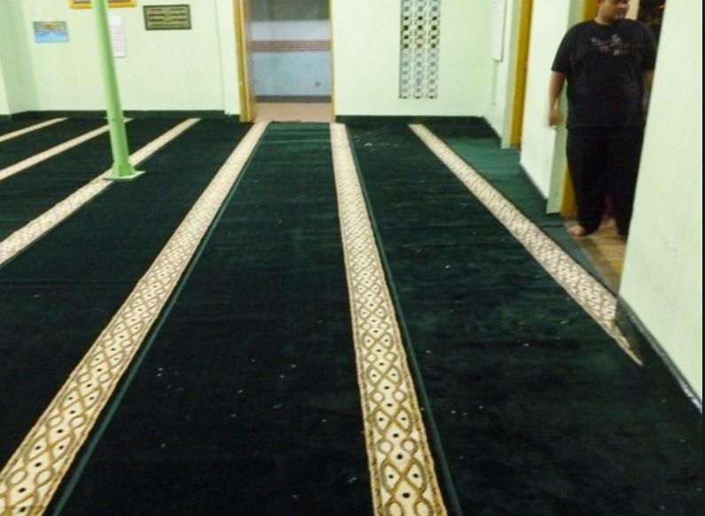 tempat jual karpet masjid jakarta utara