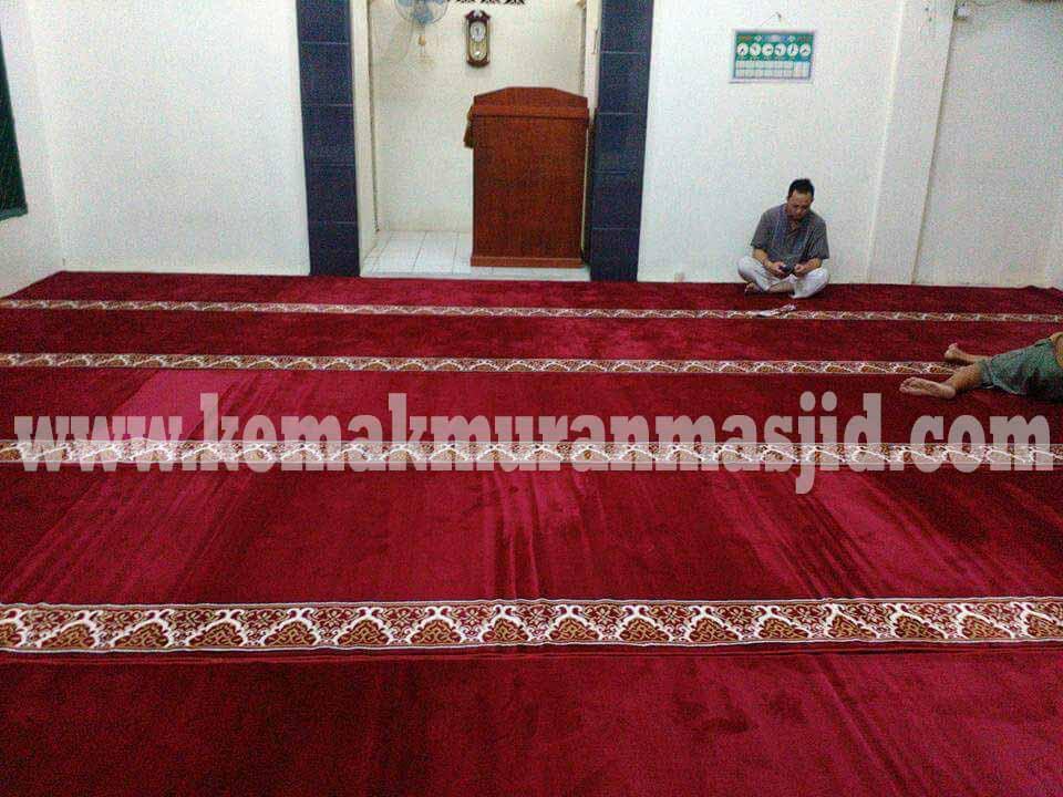 jual karpet masjid jakarta selatan harga ekonomis