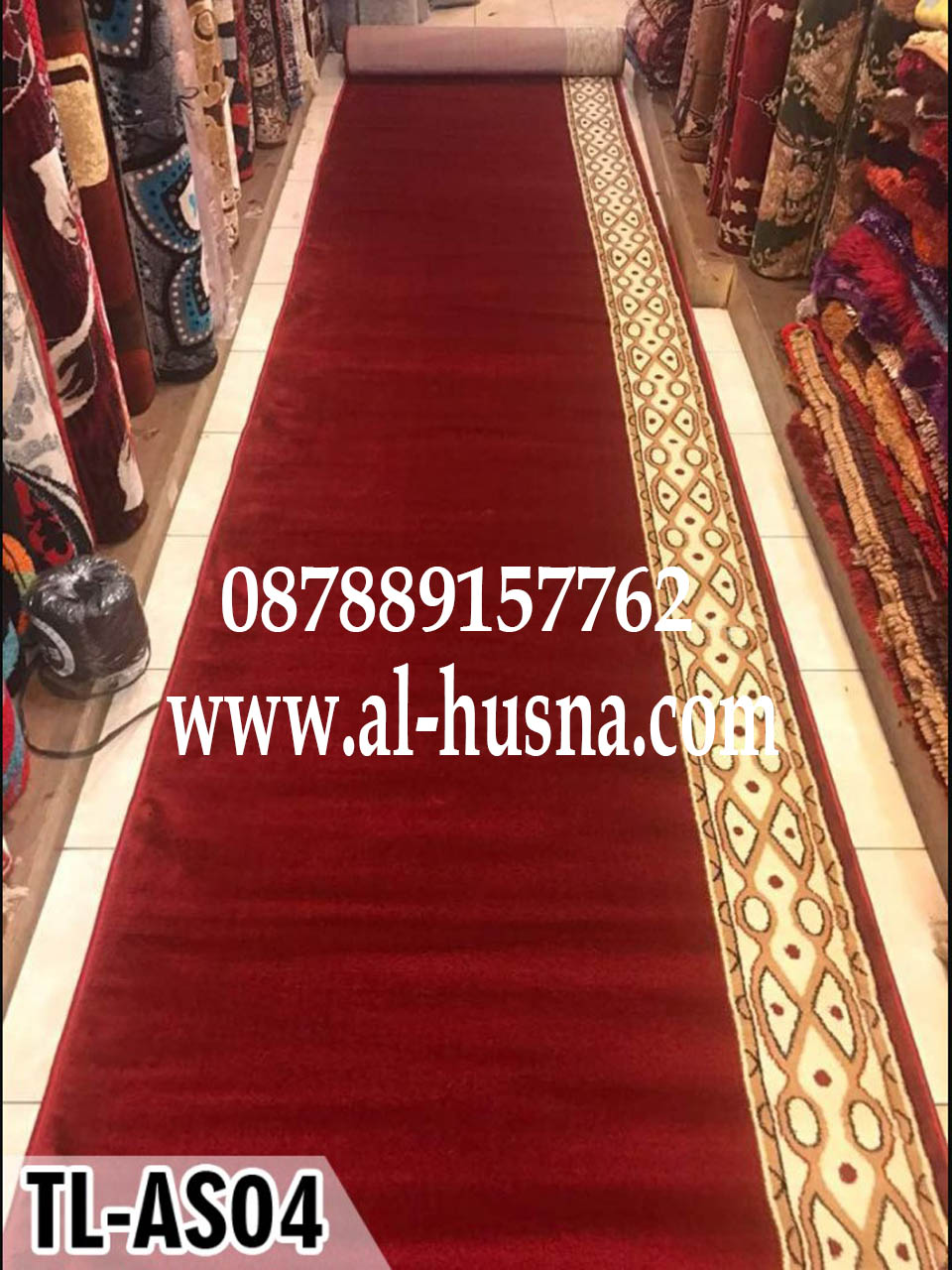 karpet masjid Al Aqsa tanpa harga
