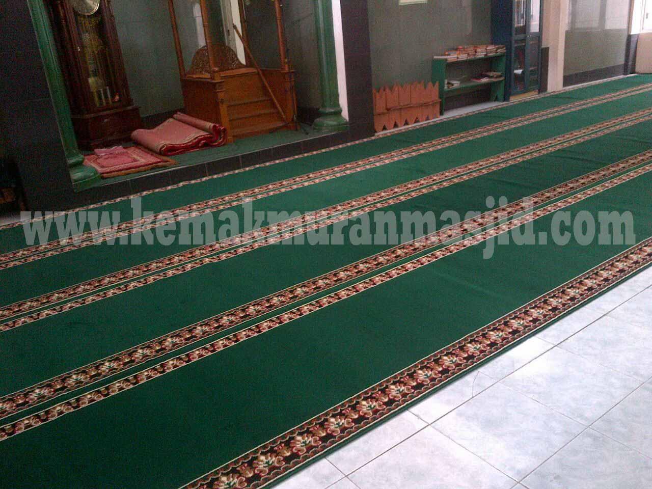 toko karpet polos masjid harga terjangkau
