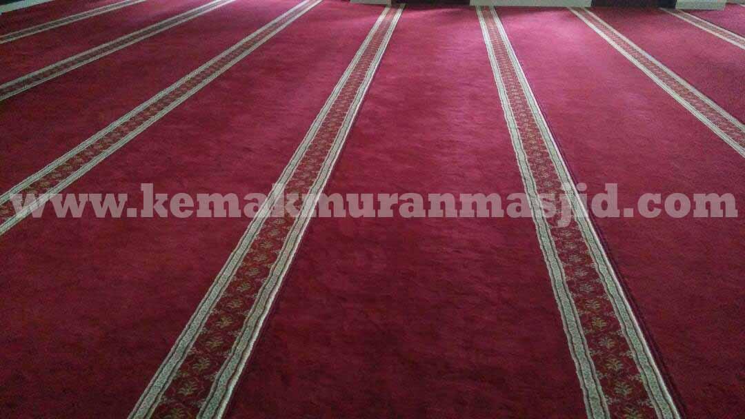 jual karpet masjid papua