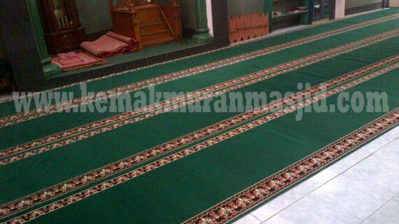 karpet sajadah gulung masjid
