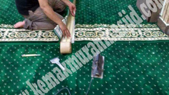 pusat karpet masjid harga terjangkau