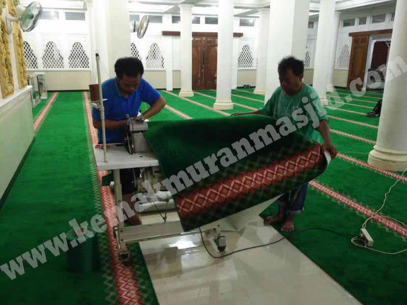 toko jual sajadah untuk masjid di belitung