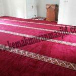 jual karpet masjid di jambi harga terjangkau