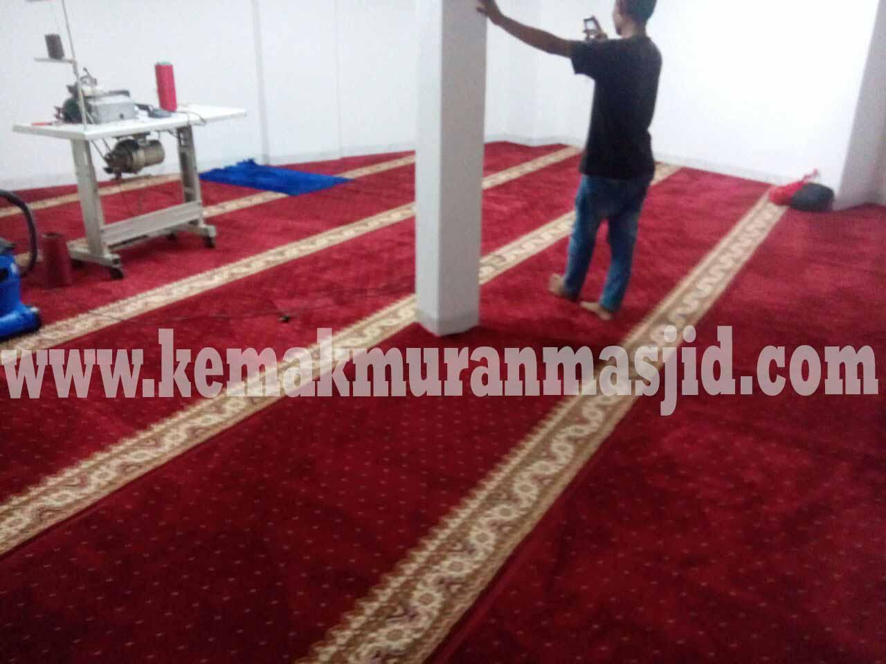jual karpet masjid murah di padang
