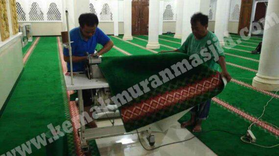 jual karpet masjid murah karawang terbaik