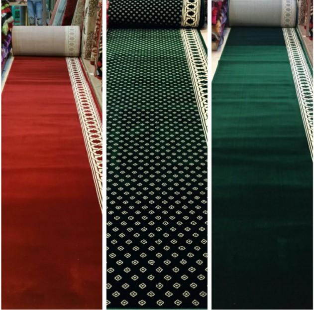 jual karpet masjid bengkulu terbaik