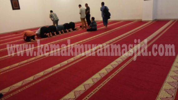 jual karpet masjid di makassar terbaik