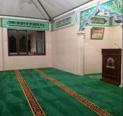 jual karpet masjid pontianak kalimantan barat