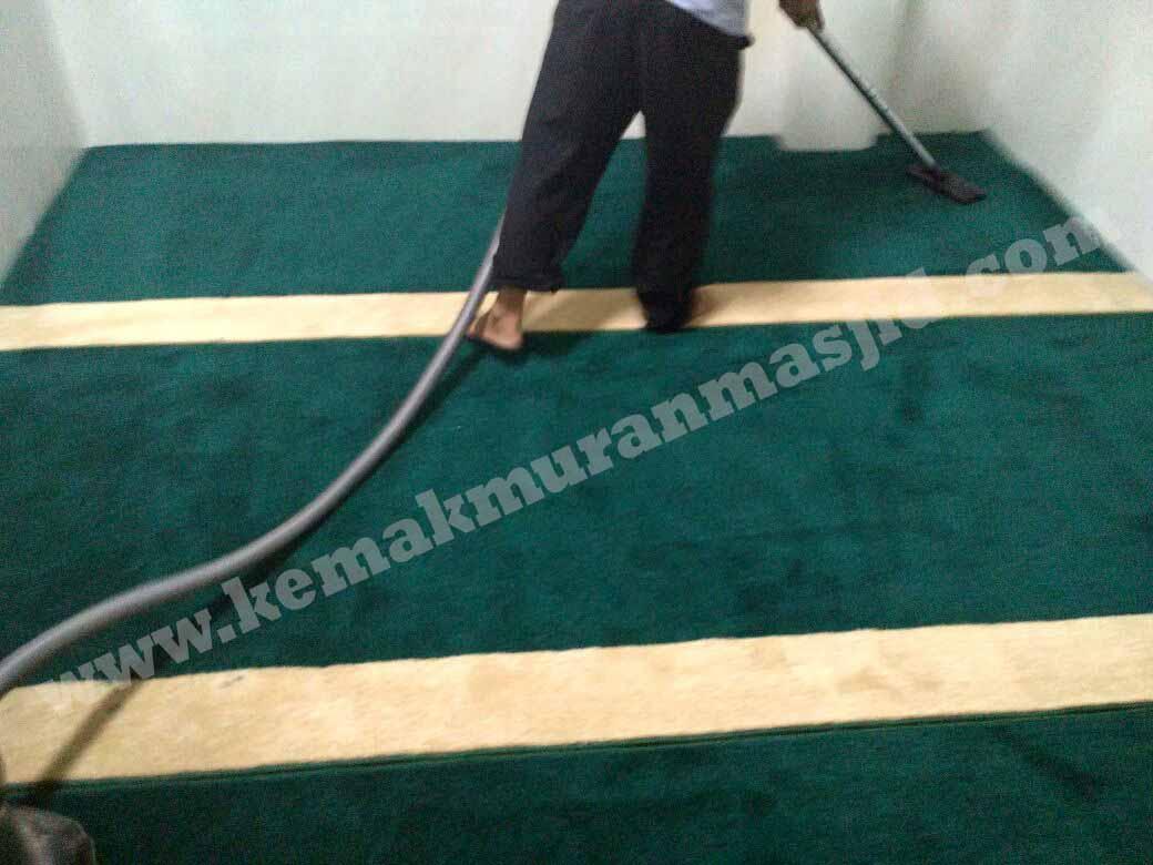Anda Yang Di Pontianak Bingung Mencari Karpet Sajadah Masjid Dapatkan Disini