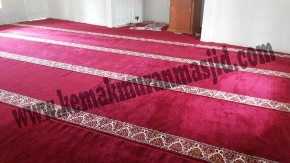Harga Karpet Masjid Murah Di Sumatera Utara