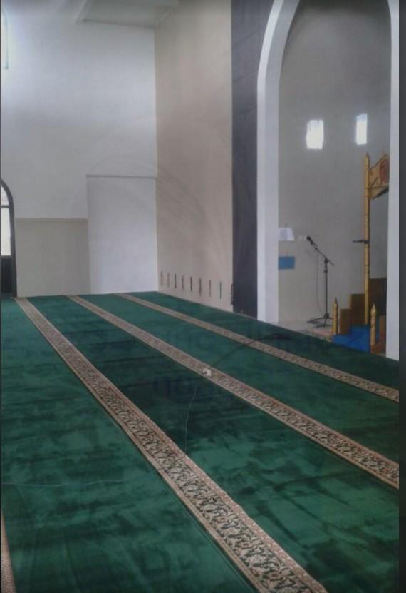 jual karpet masjid kendari barat