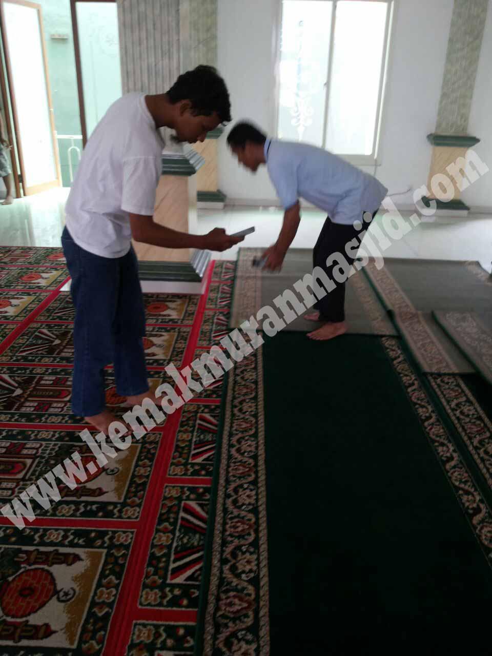 jual karpet masjid murah di malang utara