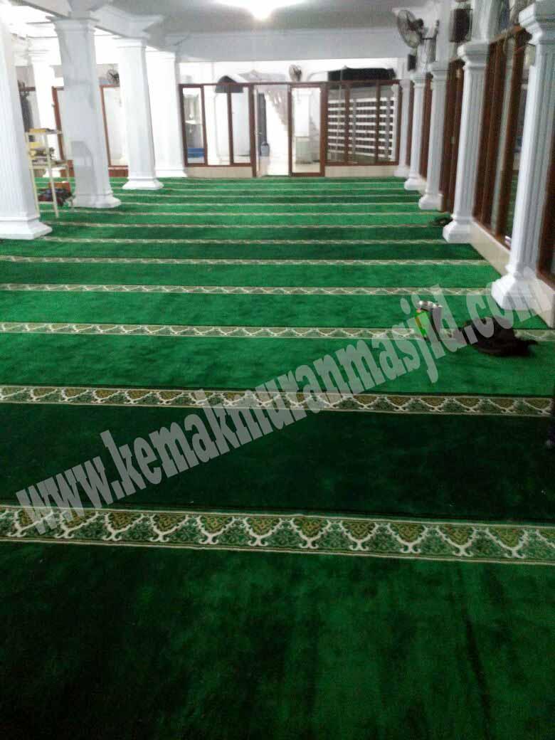 dimana tempat jual Karpet Masjid Turki tebal di cilegon banten