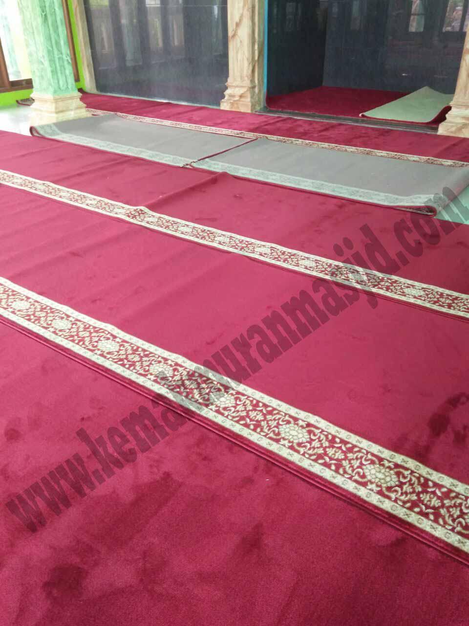 jual karpet masjid dumai pekanbaru