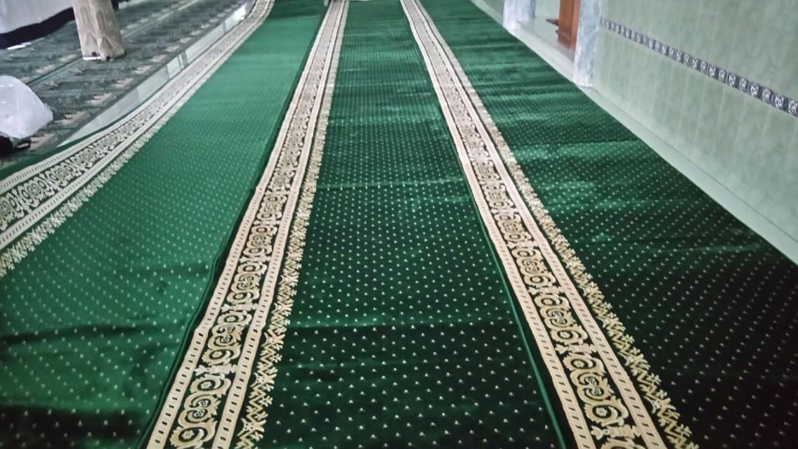 jual karpet masjid pariaman padang