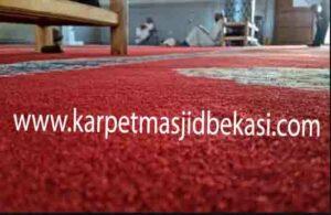 harga karpet sajadah per meter di tebet Jakarta