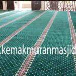 Jual Karpet Masjid Bogor Tebal, Halus, Berkualitas, dan Murah