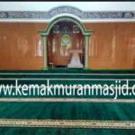 jual karpet masjid handmade custom desain