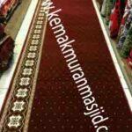 karpet masjid di cikarang