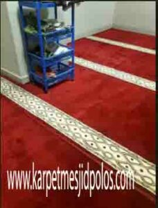 Jual karpet sajadah masjid roll di bekasi selatan