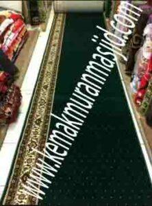Jual karpet sajadah masjid roll di grogol Jakarta