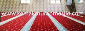Jual karpet sajadah masjid roll di kebayoran lama Jakarta