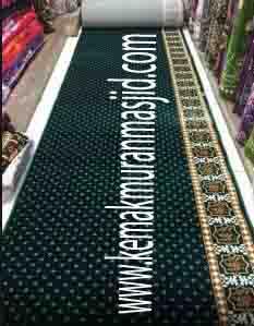 Jual karpet sajadah masjid roll di senen Jakarta