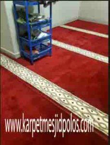 Jual karpet sajadah masjid roll di kota jakarta