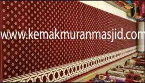 Jual karpet sajadah masjid roll di pondok indah Jakarta