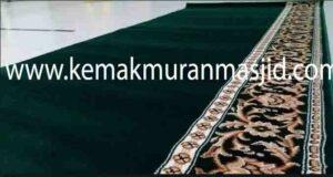 Jual karpet sajadah masjid roll di sunter Jakarta