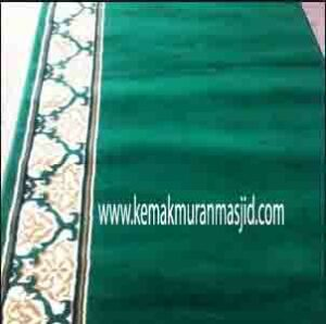 Jual karpet sajadah masjid roll di klender Jakarta