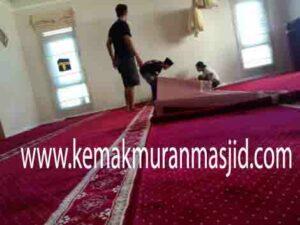 Jual karpet sajadah masjid roll di cakung Jakarta