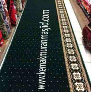Jual karpet sajadah masjid roll di ciracas Jakarta