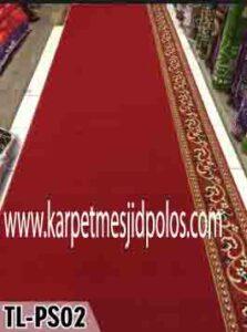 Jual karpet sajadah masjid roll di duren sawit Jakarta